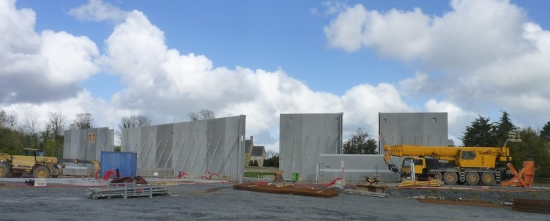 Nouveau musée à Colleville sur Mer Mnl210