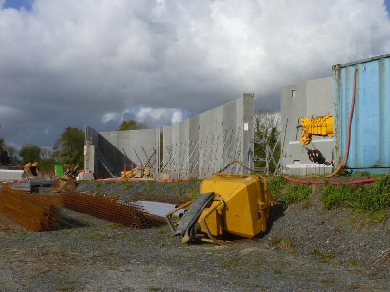 Nouveau musée à Colleville sur Mer Mnl410