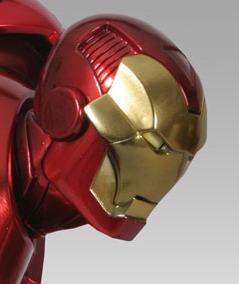 réplique casque iron man + Costume Casque10