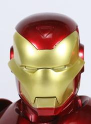 réplique casque iron man + Costume Casque11