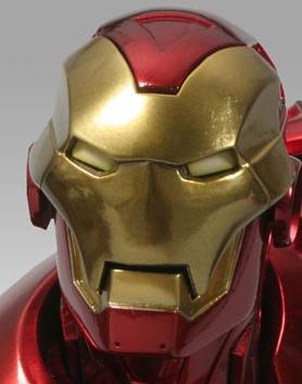 réplique casque iron man + Costume Casque12