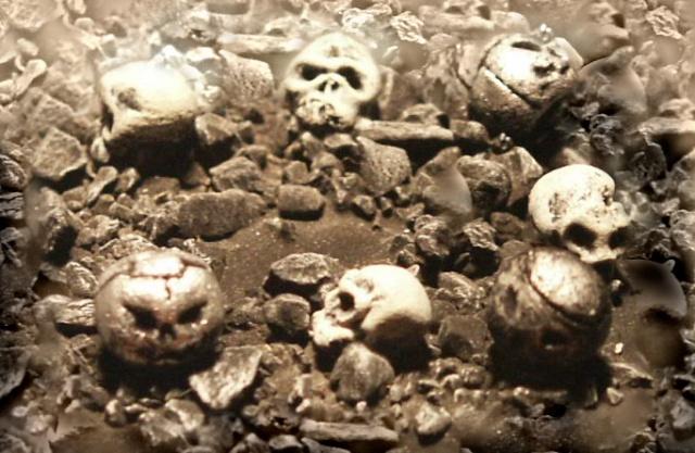 Terminator 4: le retour de la vengeance de citrouillator! Socle10