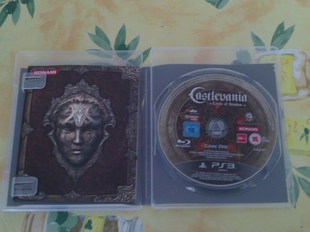 castlevania lord of shadow sur ps3  Castle10