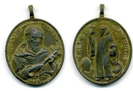 recopilación de medallas de San Benito - Página 2 15591r10