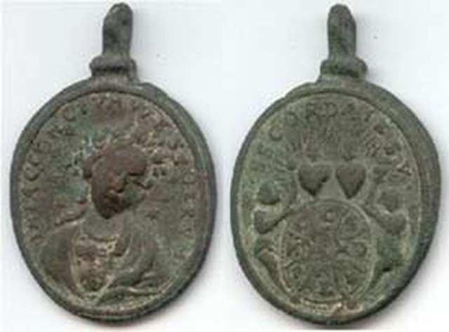 recopilación de medallas de San Benito 19354r10