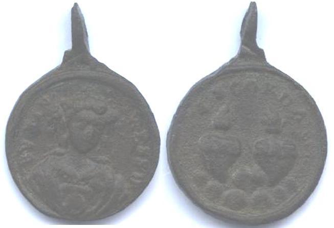recopilación de medallas de San Benito 19354r11