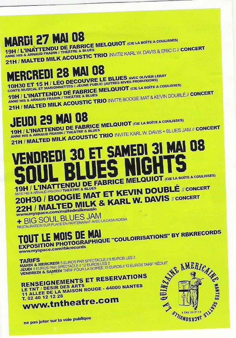 Du Blues au TNT de Nantes Tnt210