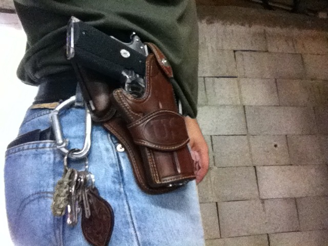 "Des HOLSTERS ""WILD BUNCH"" by SLYE Photo-10"