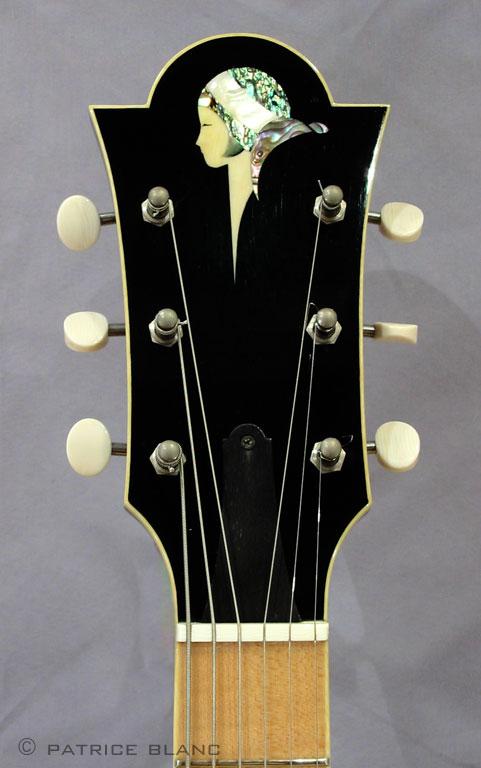 Guitares Patrice Blanc NANTES Patric10