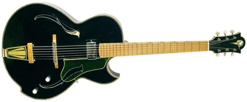 Guitares Patrice Blanc NANTES Patric11