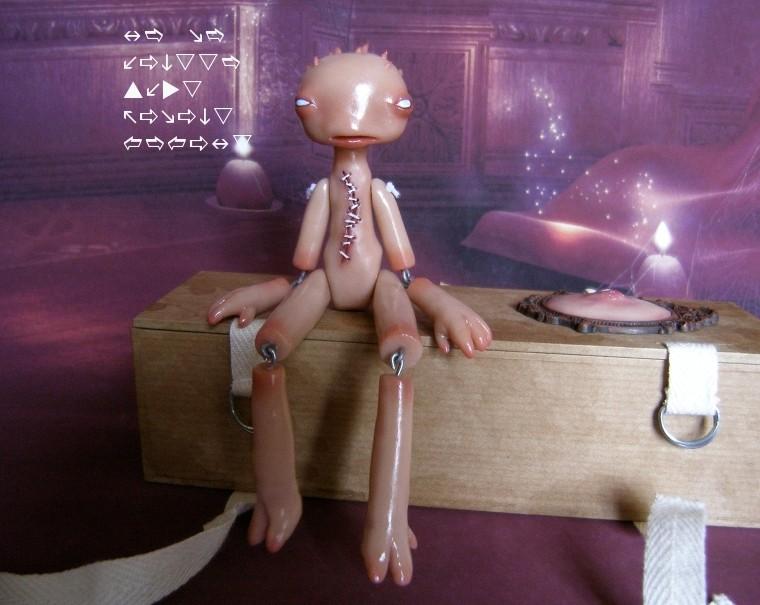 Mon petit Alien par Mewie Fish Xylo_111
