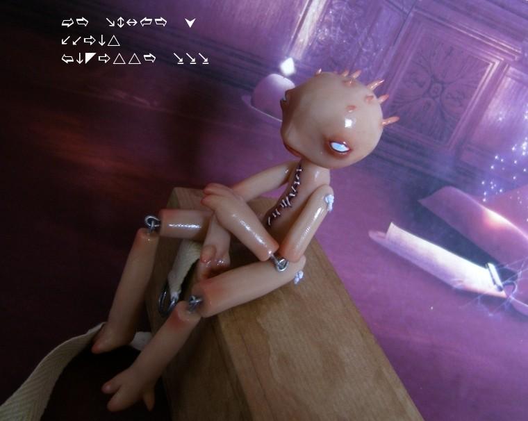 Mon petit Alien par Mewie Fish Xylo_112