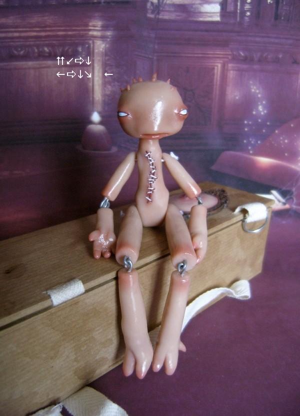 Mon petit Alien par Mewie Fish Xylo_711