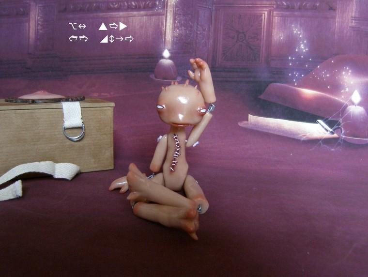 Mon petit Alien par Mewie Fish Xylo_910