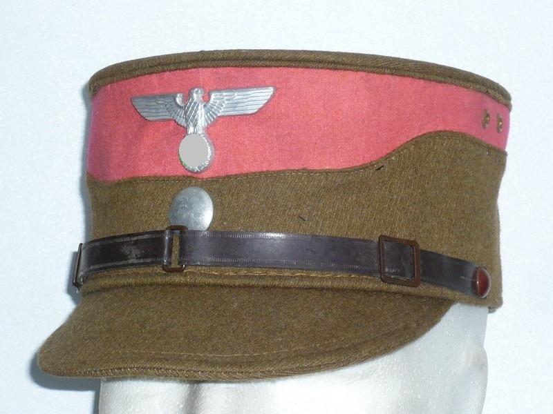 Mon ancien them: Alsace 1940/44 et coiffures politiques. Gz087110