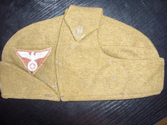 Mon ancien them: Alsace 1940/44 et coiffures politiques. Hpim6130