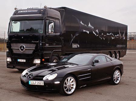 [Historique] Les Poids lourds Mercedes  Actros11
