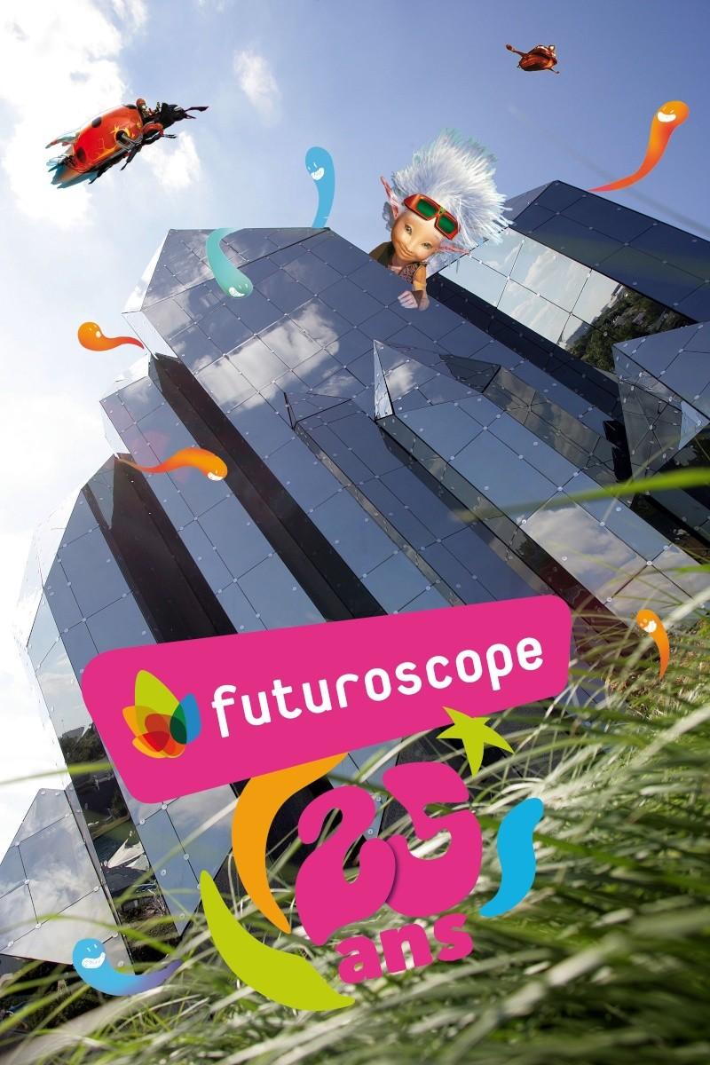 Le 25ème anniversaire du Futuroscope (Chasse au trésor, Fête des voisins …) - 31 mai 2012 Futuro12