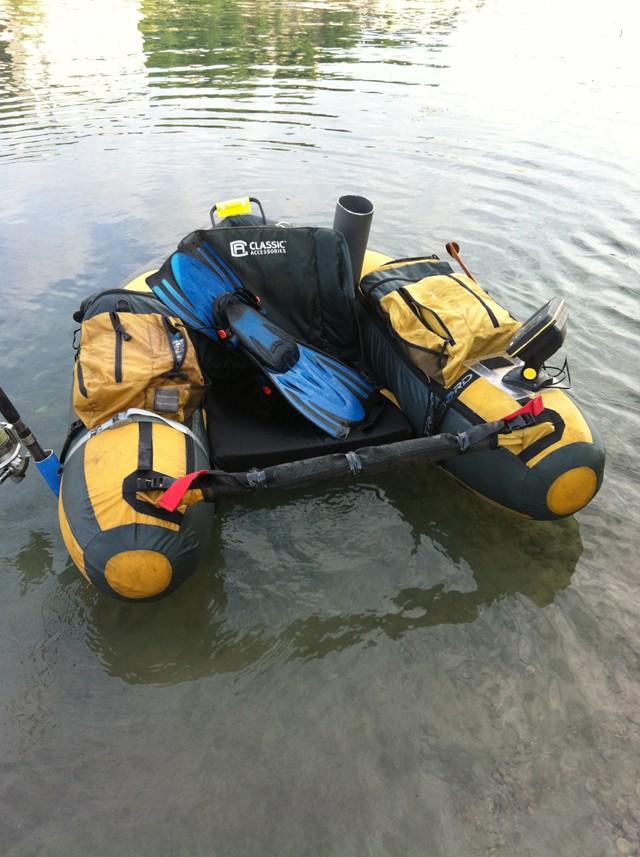 Silurius12 = float tube 12022512