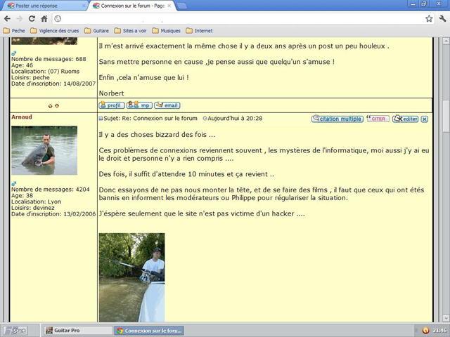 Connexion sur le forum - Page 3 Arnaud10