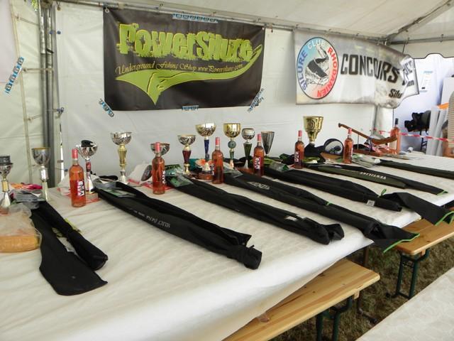 Compte rendu du concours du 10 septembre 2011 Catfis21