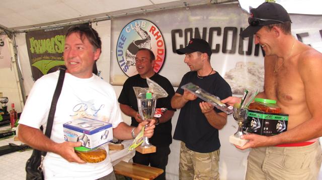 Compte rendu du concours du 10 septembre 2011 Daniel12