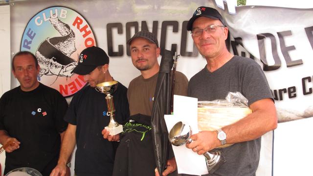 Compte rendu du concours du 10 septembre 2011 Daniel14