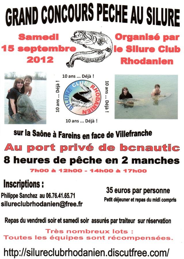 Concours silure sur la Saône le 15 septembre 2012 Peche035