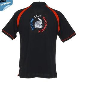 """2012 = Commande """"CLUB"""" N°3 : chemises et polos sérigraphiés Phili141"""