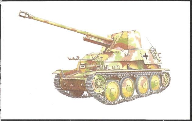 Panzer ?? 3810