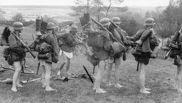 Drole de soldats Boches12