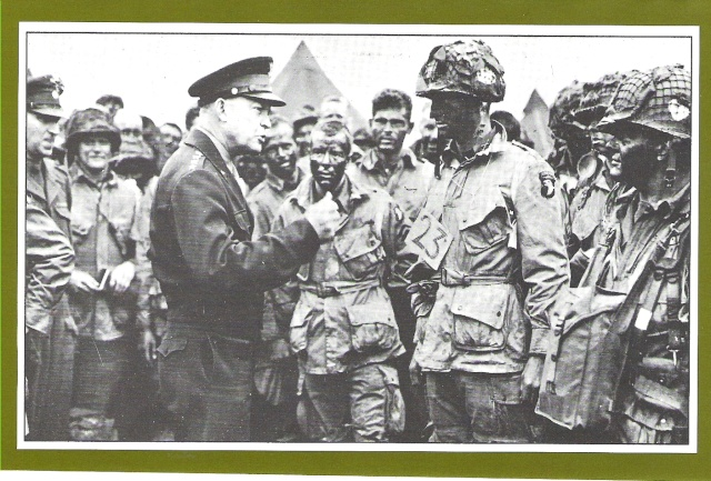 Ordre du Gnl Eisenhower aux paras.. Eisenh10