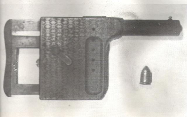 Un pistolet Pistol10