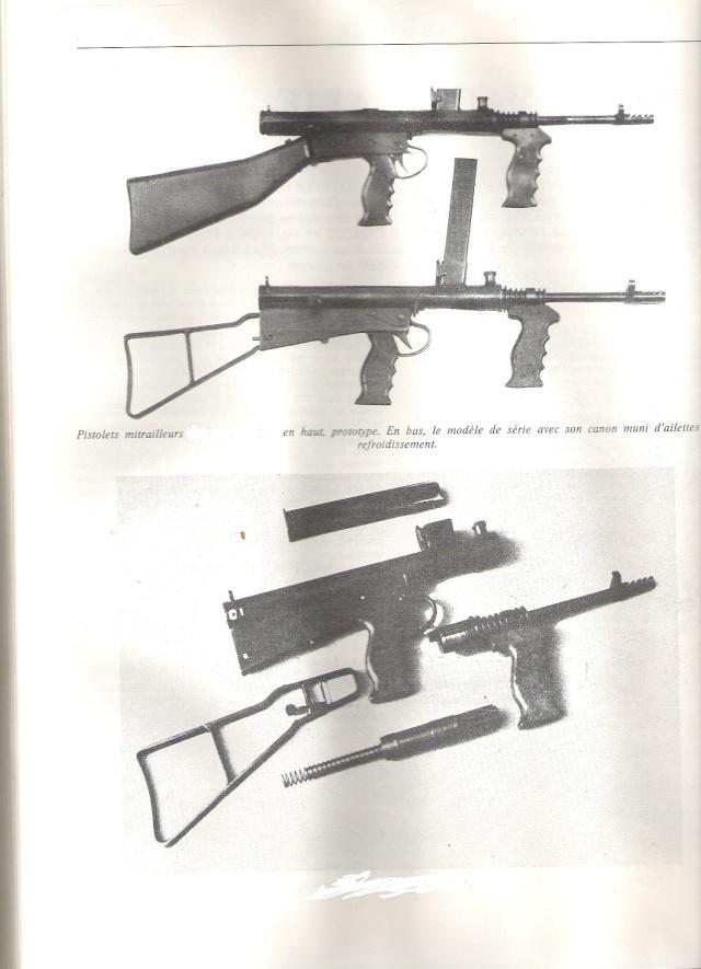 Un pistolet Mitrailleur Pm10