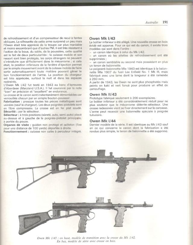 Un pistolet Mitrailleur Pm_110