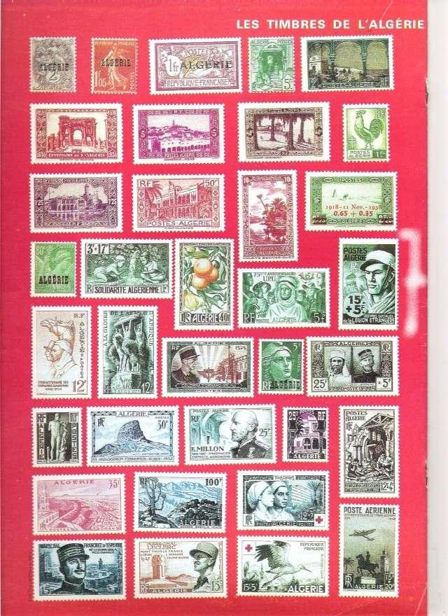 Timbres D'algérie  Un de la Légion Timbre10