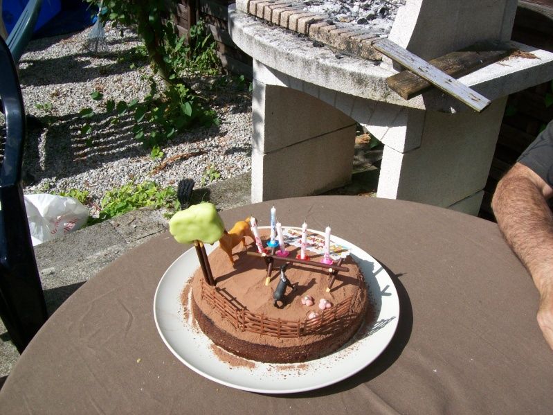 gâteau fête foraine + cercle équestre 100_1810