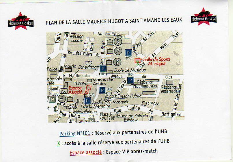 Plan autour de la salle Maurice-Hugot (St Amand) Plan0010
