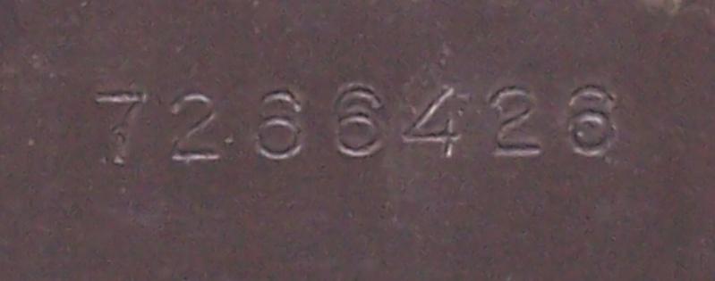 CHARGEUR ET MUNITION POUR TUBE DE REGLAGE DE CANON SR 106. Lina_e13