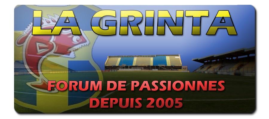 LA GRINTA FORUM DES FIDELES DU SPORTING