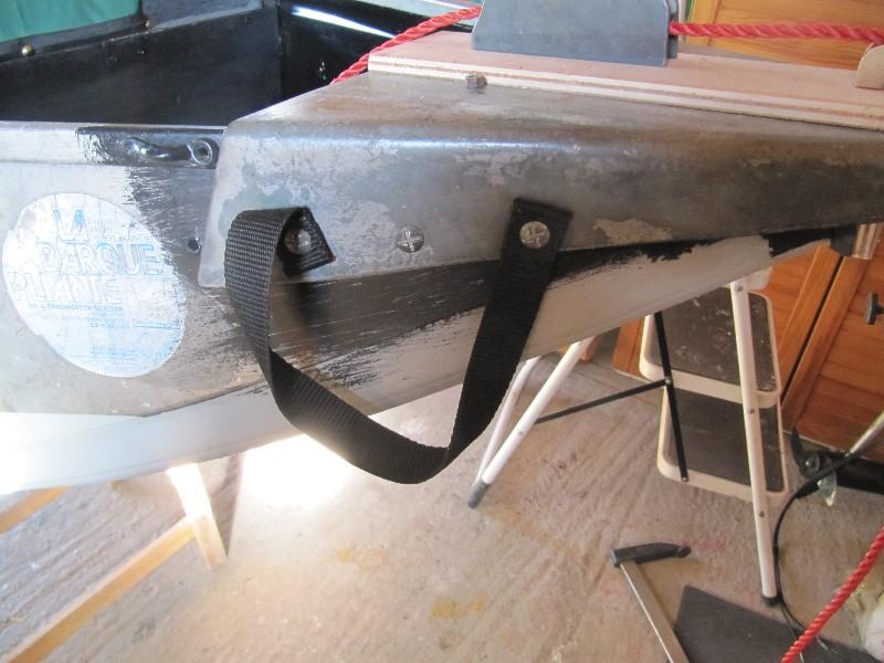 Rénovation, d'une EX barque pliante  Ranov126