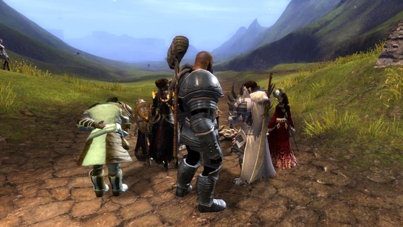 Quintus Omen au combat Gw01210