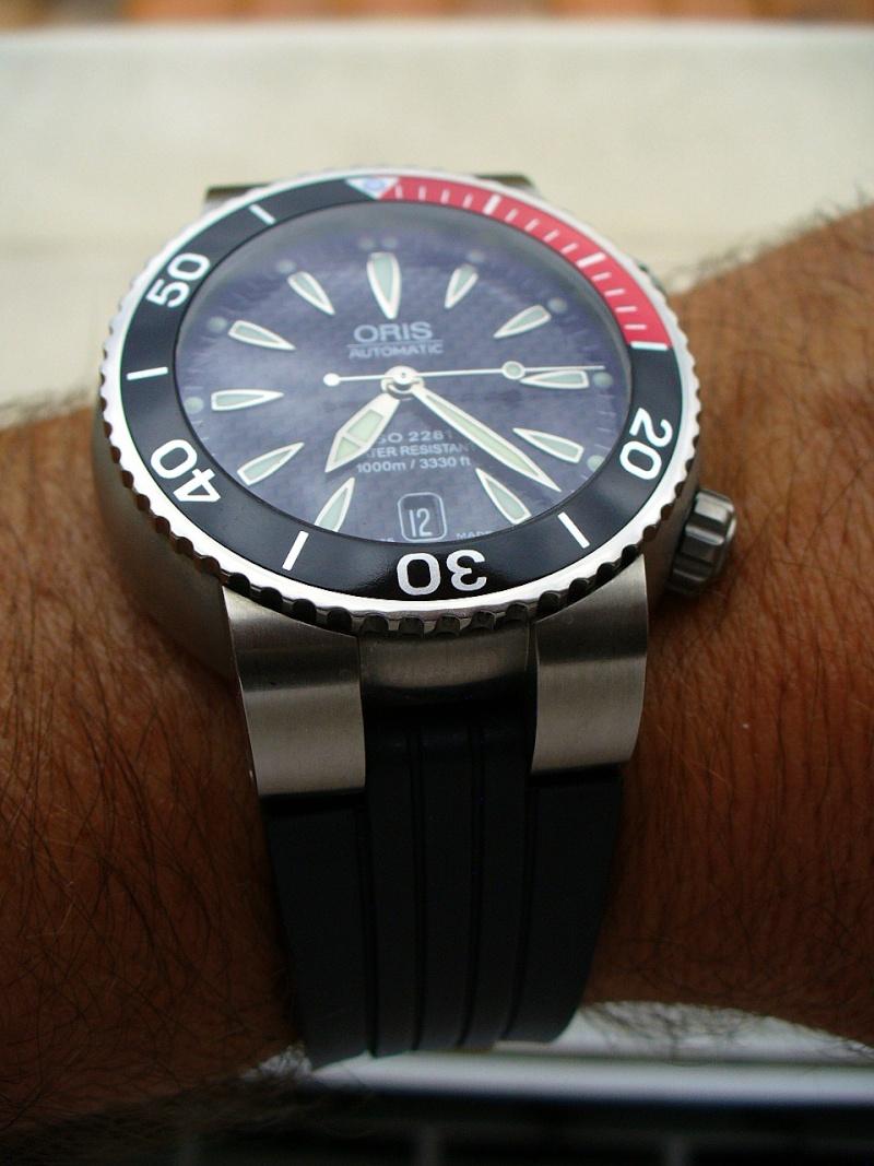 Feu de bracelet caoutchouc / silicone pour l'été P1090110