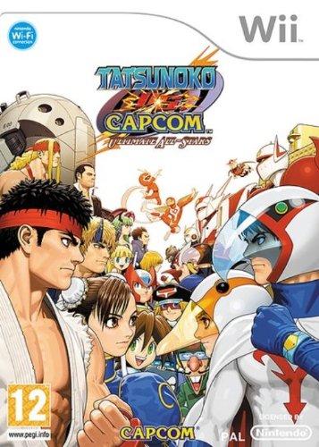 Tatsunoko VS Capcom Ultimate all-stard Tatsun10