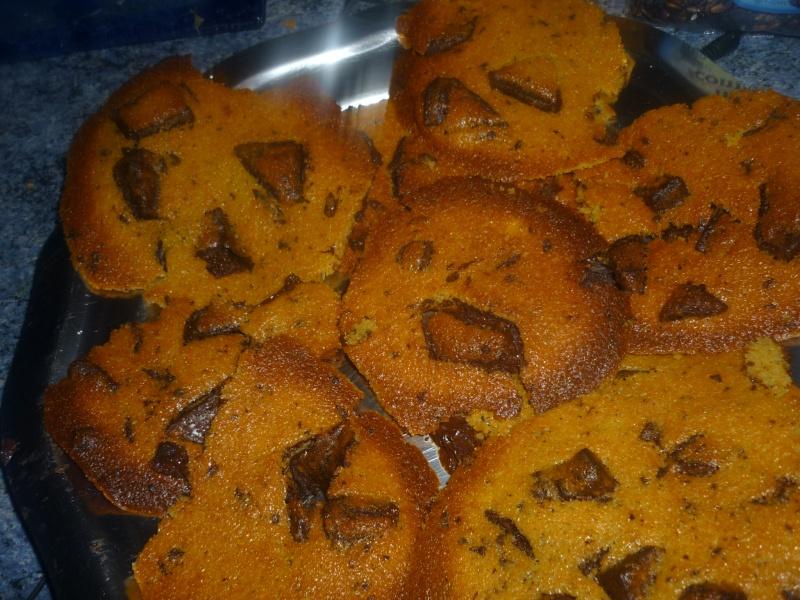 Biscuits moelleux à la citrouille et aux pépites de choc' Oct11_10