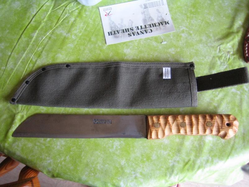 Couteau modifié sur base machette par MASUYO  Etuis_22