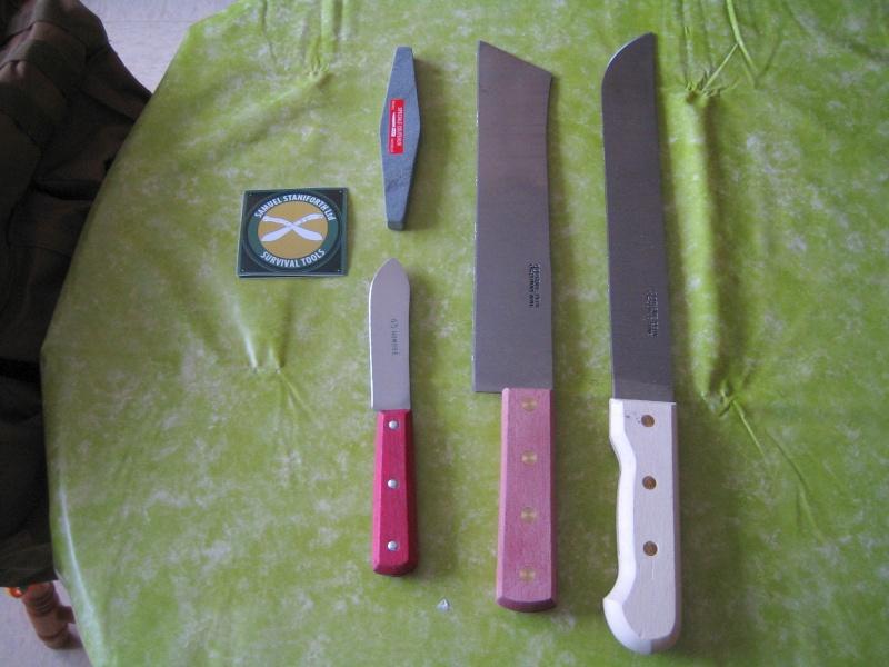 Couteau modifié sur base machette par MASUYO  Mon_en11