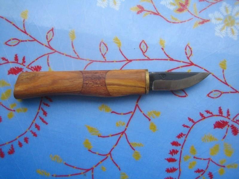 Mes réalisation de couteaux Polar10