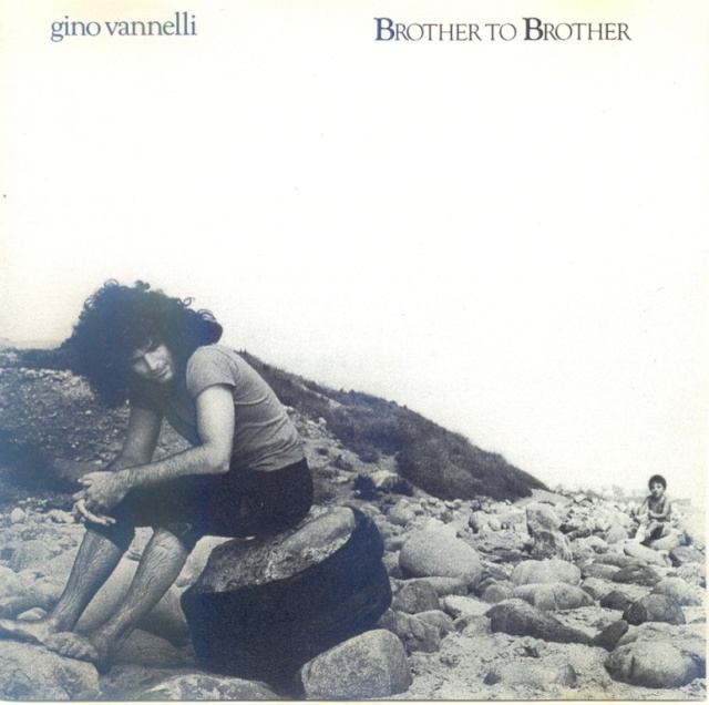 GINO VANNELLI (BROTHER TO BROTHER 1978) Frente61