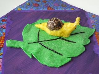 Escargots en pâte à modeler Escarg11